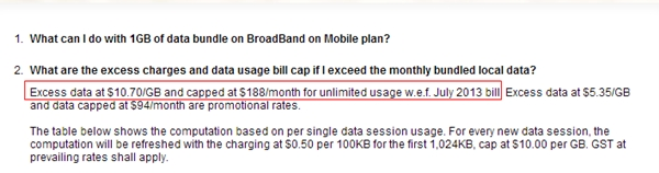 Image source: SingTel FAQs webpage
