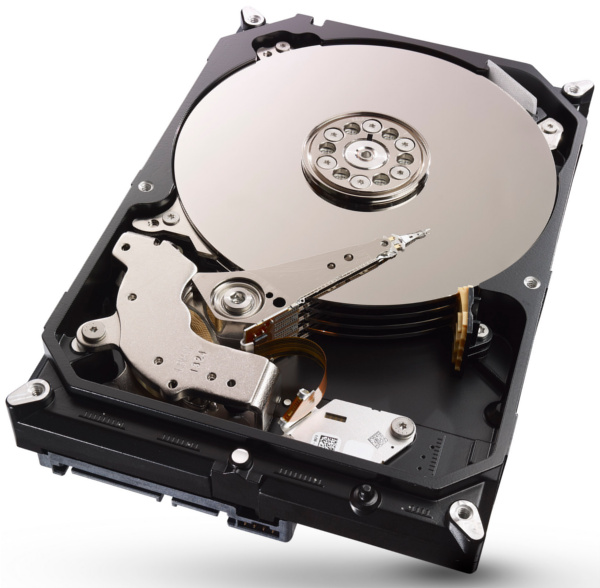 Terascale HDD. (Image source: Seagate.)