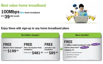 nice starhub home broadband plan. StarHub 100Mbps Fibre Home Broadband PC Show 2013  Telco Tablets GPS Mobile Accessories Buying Guide