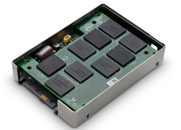 The Ultrastar SSD800MH, an enterprise MLC solid state drive from HGST. (Image Source: HGST)