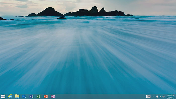 The Start button returns in Windows 8.1, but it behaves very differently from the one we know so well.