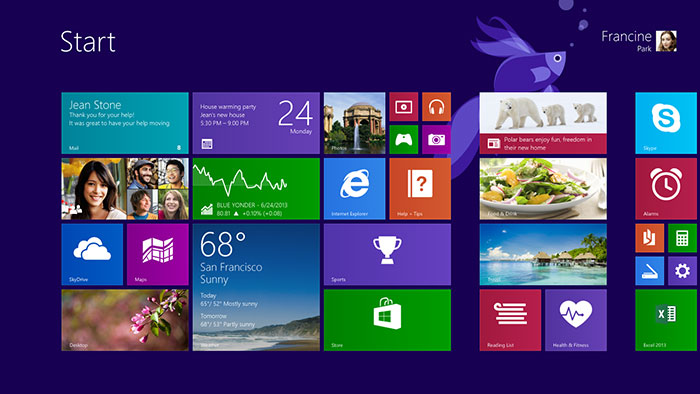 Windows 8.1 is set to arrive just one year after Windows 8.