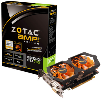 Zotac GeForce GTX 760 AMP! Edition