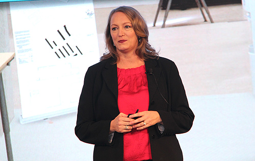 Anneliese Olson, HP Vice President, Computing Solutions, Printing and Personal Systems, Asia Pacific and Japan
