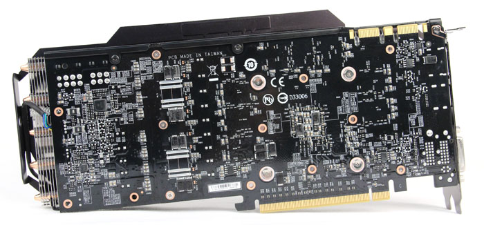 Gigabyte is using the reference PCB on this model.