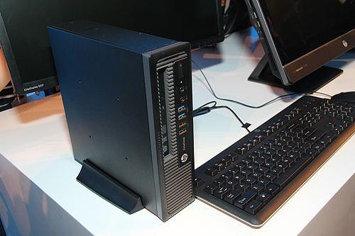 Power Your Business with HP's New Enterprise-Class PCs