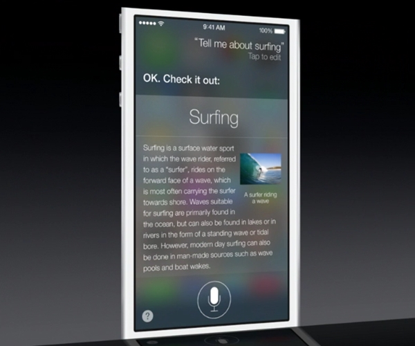 Siri may look and function better now, but we wonder if these improvements will encourage people to use it more.