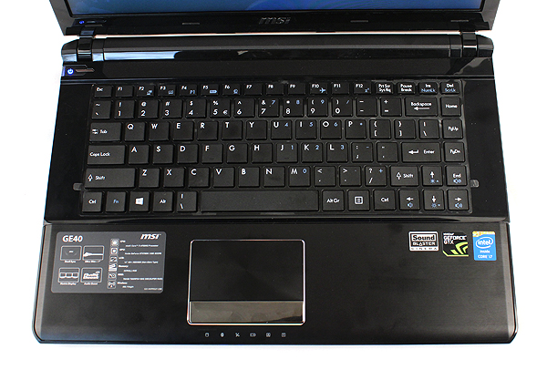 The keys are well-sized but the keyboard exhibited flex when typing and did not feel as solidly put together as we would have liked. The touchpad is a tad small, but is responsive and works well enough for occasional needs.