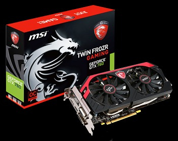 MSI GeForce GTX 760 Twin Frozr IV OC