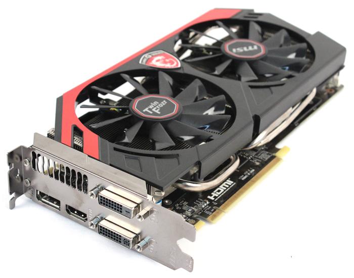 NVIDIA GeForce GTX 760 Custom Card Shootout