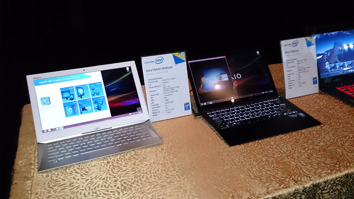 A few Haswell notebooks that are expected to improve the PC market's health in the second half of 2013.
