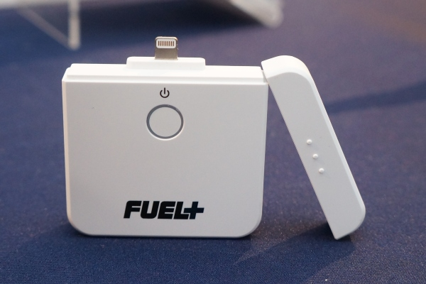 The Fuel+ 1500mAh is an Apple MFI-certified mobile battery.