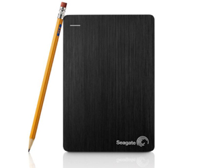 Seagate Slim 500GB Portable Storage
