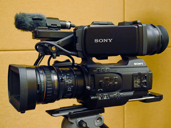 Opening Your video Files in Devices and Editing Tools: Editing Sony