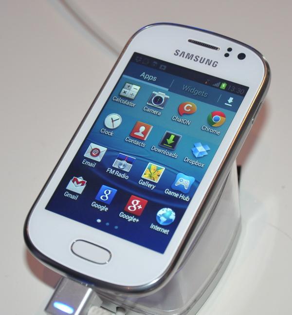 Samsung Galaxy Fame S6810