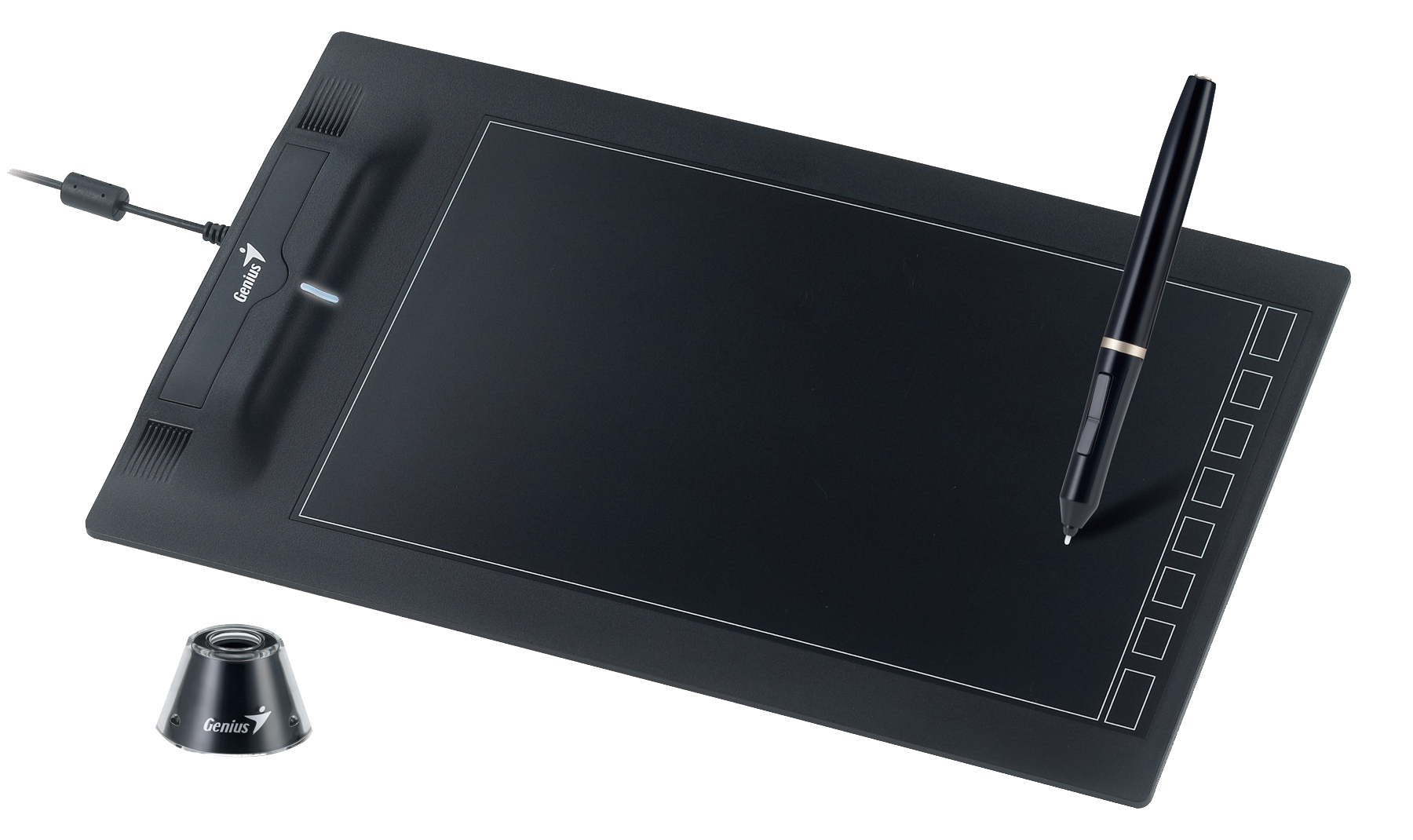 The EasyPen F610E for sketching with great precision.