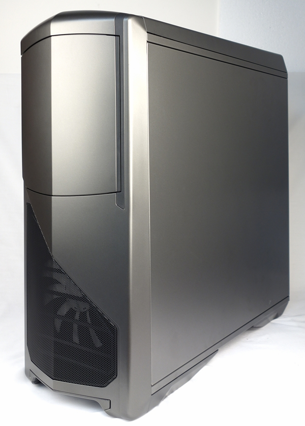 The Phantom 630 ultra tower chassis boasts of high quality construct. Its roomy interior, with modular 3.5-inch drive enclosures, and a generous bundle of cooling fans with accompanying dust filters, a control hub and easy installation makes it hard to fault.