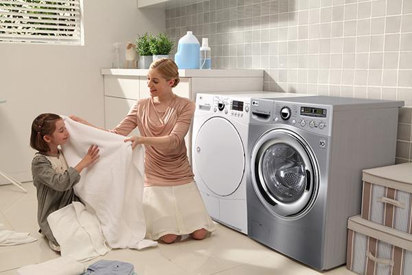 largest load washing machine
