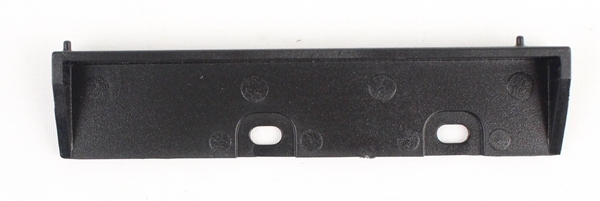 Before the installation of the slot optical drive, this supplied optical drive bracket is required to be attached to its side.