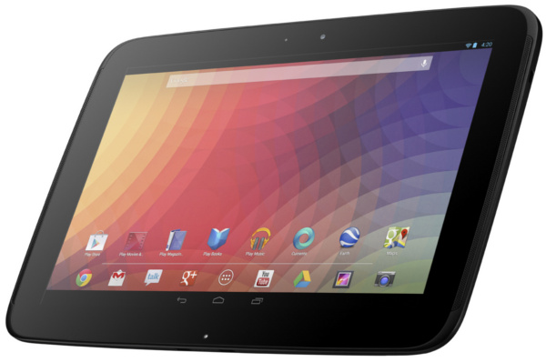 The current Nexus 10 tablet is made by Samsung. Will its successor be made by ASUS?