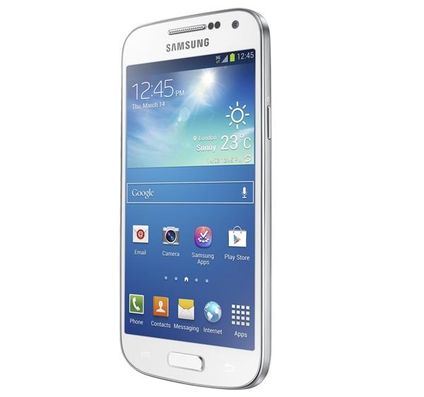 Samsung Galaxy S4 Mini with LTE
