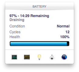 Remember, our benchmarks are more demanding than typical real-world usage. If you were to use the MacBook Air normally, getting in excess of 12 hours is entirely possible.