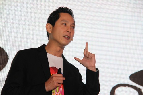 Sean Ng, CEO of Ninetology, giving us some details on the U9 series and what to expect from the future.