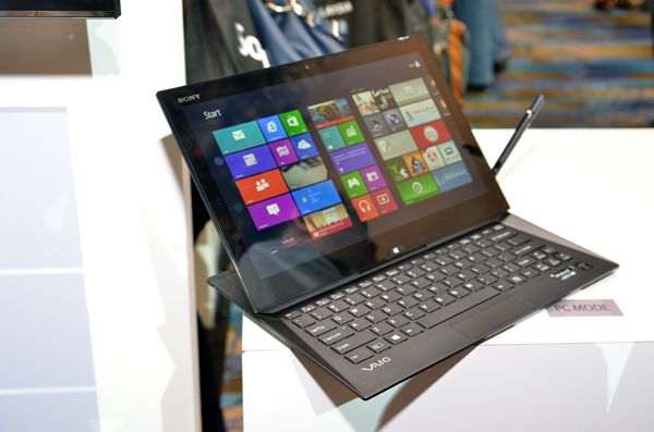 Sony Launches VAIO Duo 13 and VAIO Pro 11/13 Series - HardwareZone ...