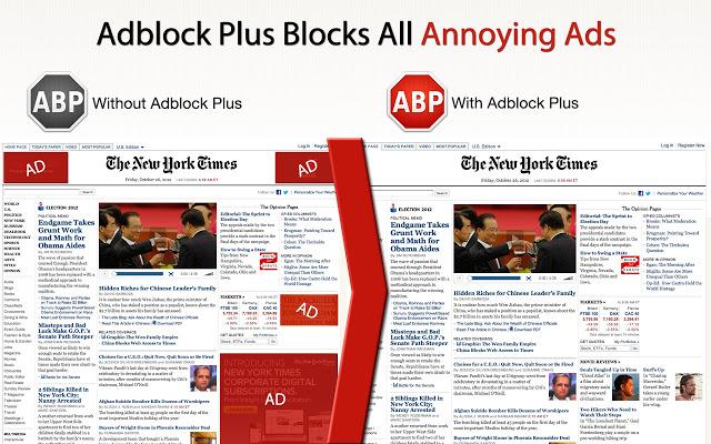 google paid for adblock plus acceptable ads whitelist privilege