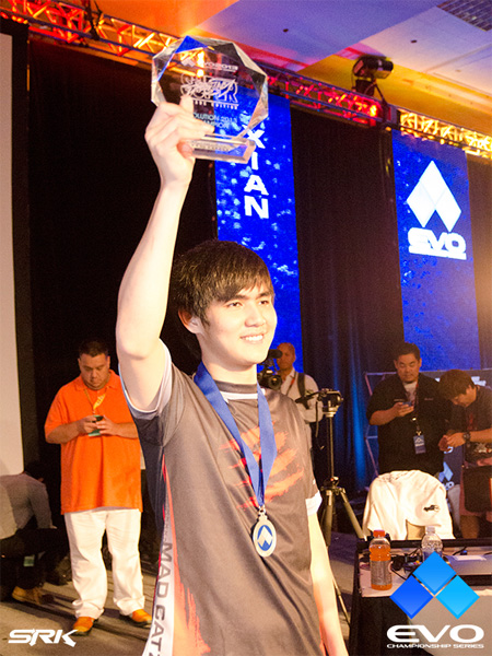 Image source: Evo 2013
