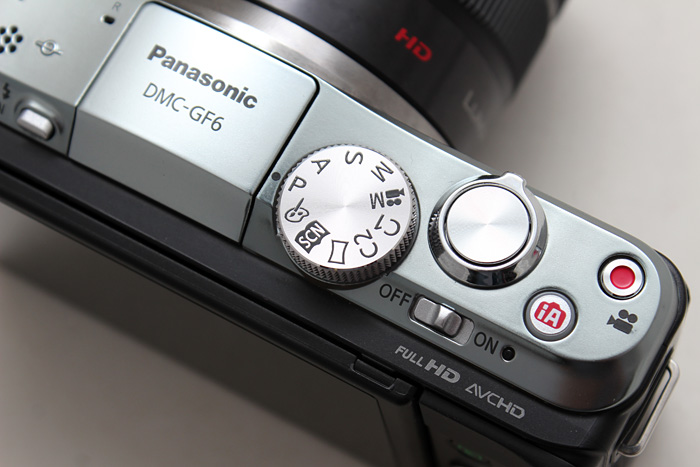 The Function Lever around the shutter release cleverly doubles as a zoom toggle with a Power Zoom lens, and a secondary control dial with ordinary lenses.