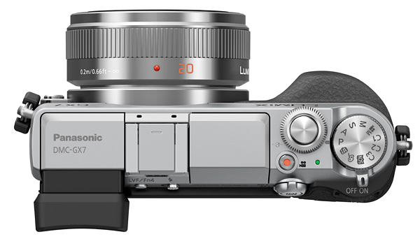 Panasonic Outs Lumix GX7 with Tilting LVF, O.I.S. & New ...