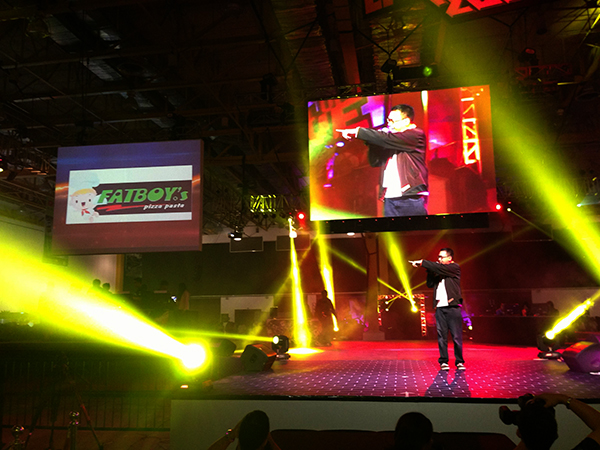 Level Up! Live 2013 was held in World Trade Center, Pasay City.