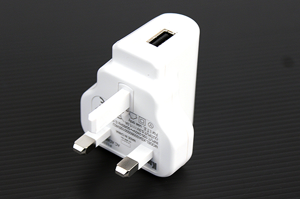 A USB wall adapter is provided, but you can also power the the router using your notebook, desktop or even a mobile power bank.