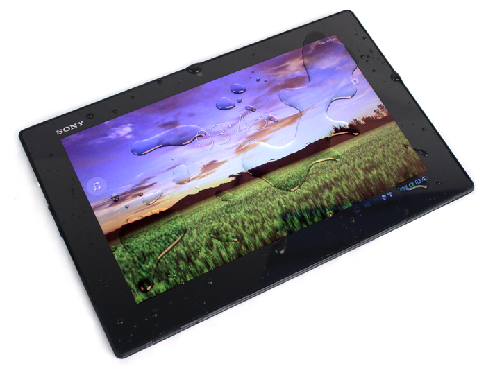 Sony's best tablet yet, but how does it compare to the rest of the field?