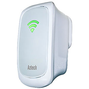 Aztech WL559E 300Mbps Wi-Fi Repeater