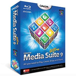 CyberLink Media Suite 9 Ultra