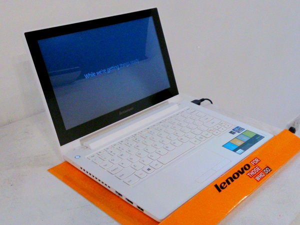The S210 is an affordable notebook with a conventional form factor and a touch display.
