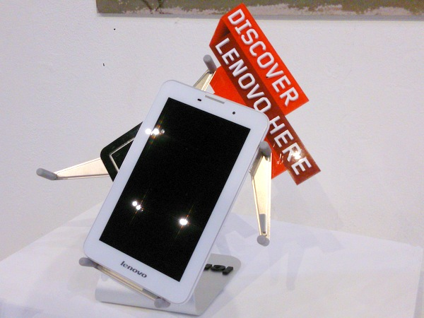 The Lenovo A3000 is a 7-inch Android tablet targeted at budget conscious consumers.