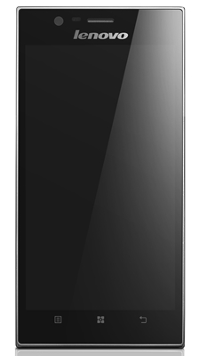 The Lenovo K900 smartphone. (Image Source: Lenovo)