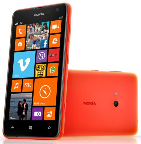 Image credit: Nokia.