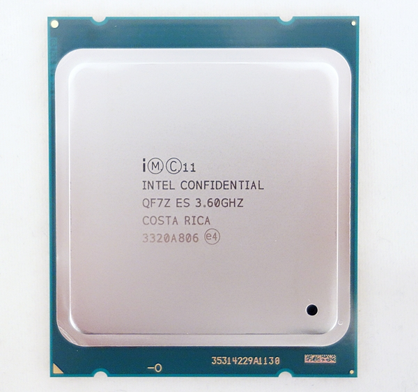 "The Intel Core i7-4960X ""Ivy Bridge-E"" processor boasts of a base clock speed of 3.6GHz, which can be turbo boosted to 4.0GHz. Its officially supported clock frequency for quad-channel memory modules has been increased to 1866MHz, as compared to the lower 1600MHz for the previous generation Sandy Bridge-E processors."
