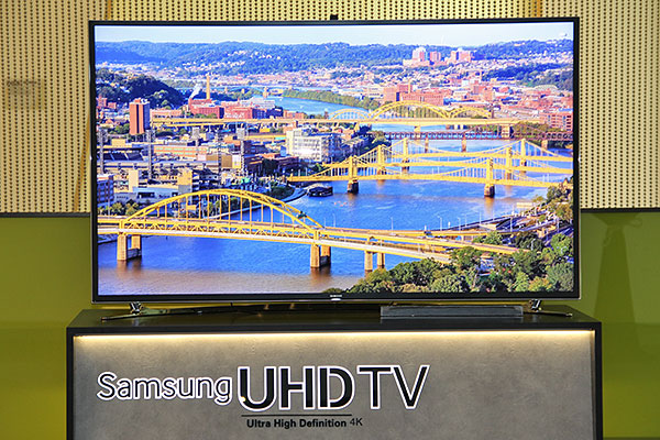 Samsung's S9 & F9000 UHDTVs Now Available