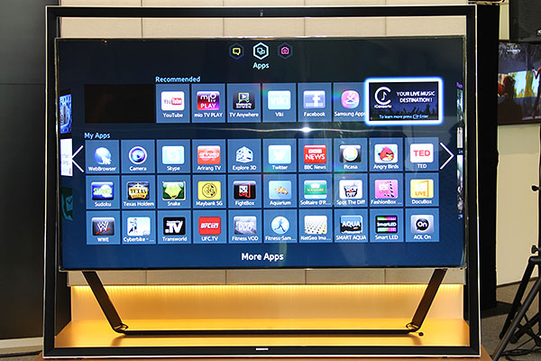 Samsung S S9 F9000 Uhdtvs Now Available Prices Start At S 7 499