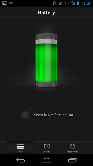 Other additional goodies in the Sound Blaster Central app is a battery life indicator for the Evo Zx headphones.