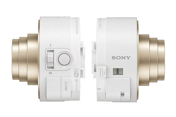 Sony Cyber-shot DSC-QX10. (Image source: Sony Alpha Rumors.)