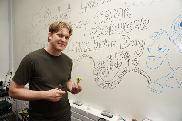 John Day, the Producer of Disney Infinity