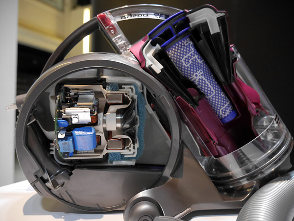 Dyson Launches New Dyson Hard Which Vacuums Mops At The