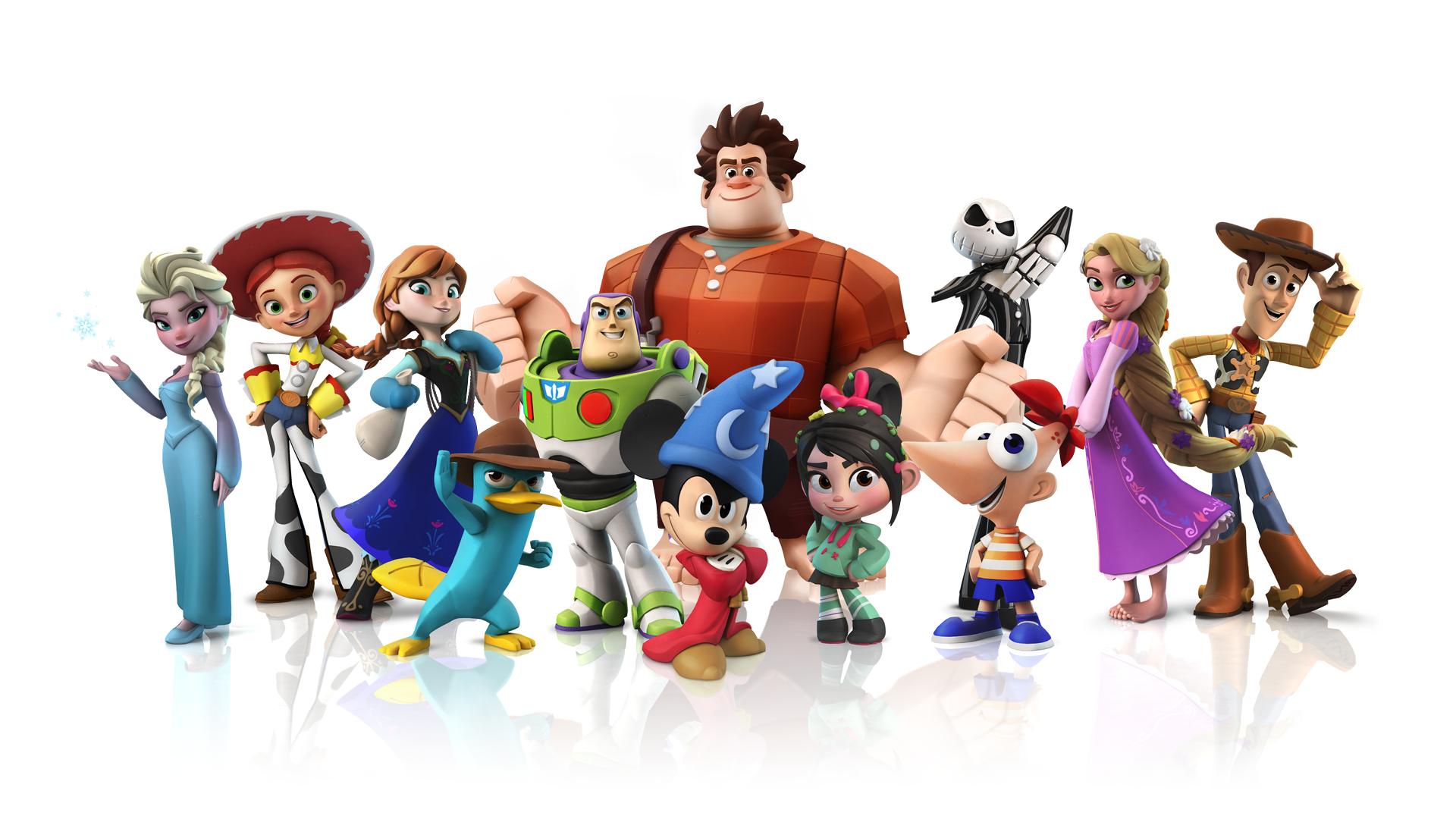 Disney Infinity | Disney Infinity Wiki | FANDOM powered by ...