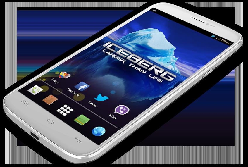 MyPhone Iceberg